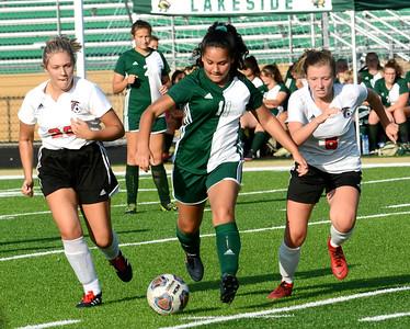 Jefferson at Lakeside girls soccer 8-18-19