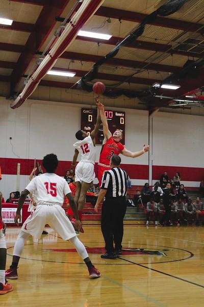 LHS Boys Varsity Basketball vs Hamilton West