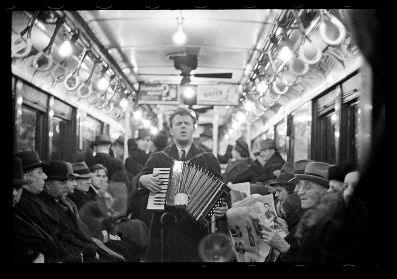Famous Street Photographers - Walker Evans (1903-1975)