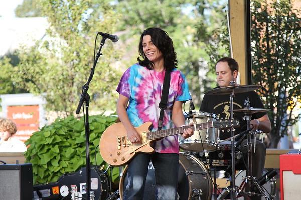 Alison Pipitone Band at Larkin Live Larkin Square Buffalo, NY