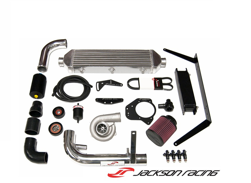 Jackson Racing CR-Z Supercharger System