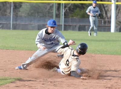 Baseball - LHS 2016 - Marshfield