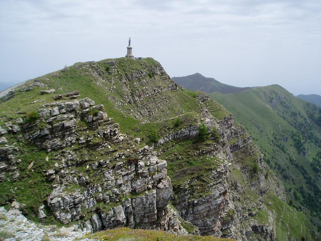 Il Redentore op Mt Saccarello