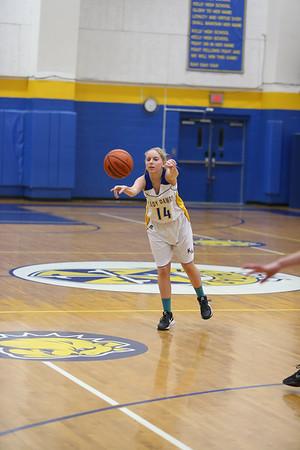 Kelly Girls Basketball 2014