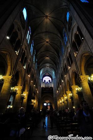 June 2009 - Paris - Notre Dame