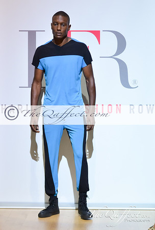 Harlem Fashion Row Spring 2014: Sandro Romans