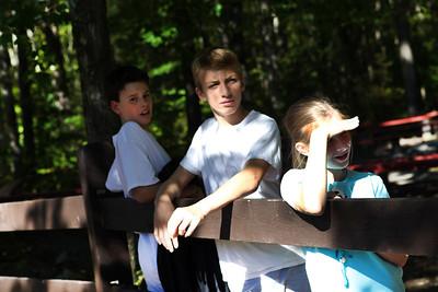 Grade 8 Camp Mason