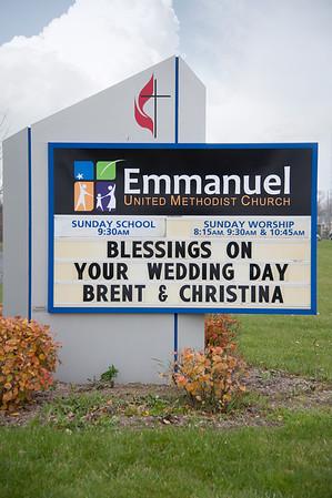 Brent & Christina