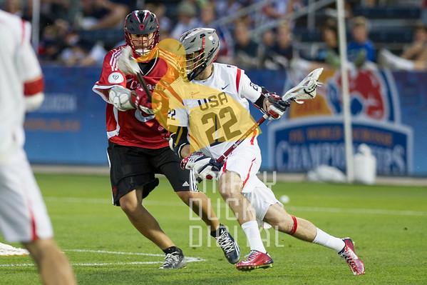 US Lacrosse vs Lacrosse Canada