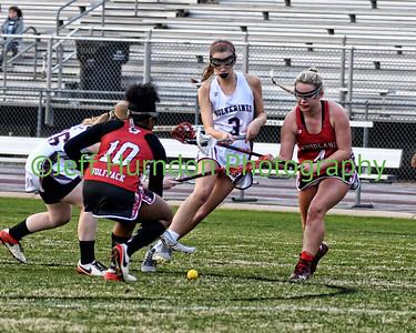 UGHS Girls Lacrosse 2-28-2017 vs Woodland