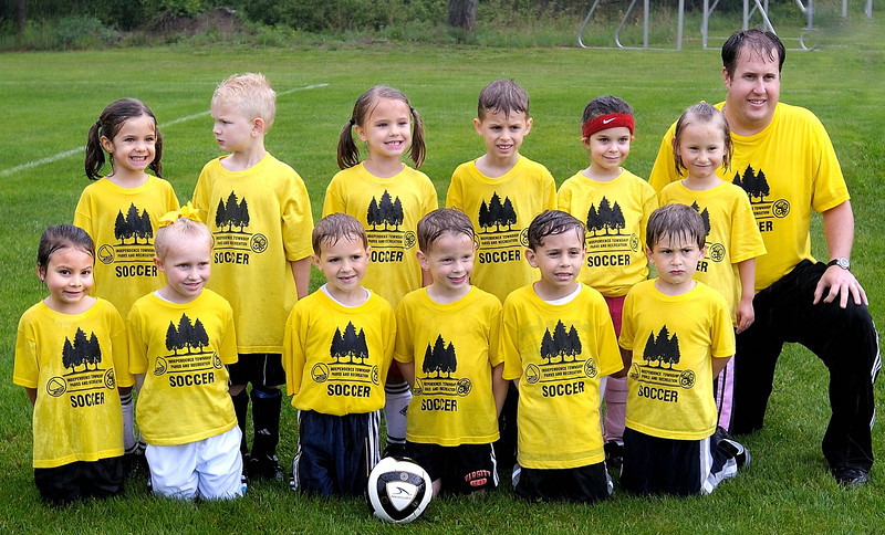 5/22/10 Madeline's Soccer Team Picture