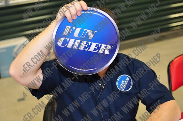 Fun Cheer Robstown - Dec 6, 2009 - Crowd/Spirit