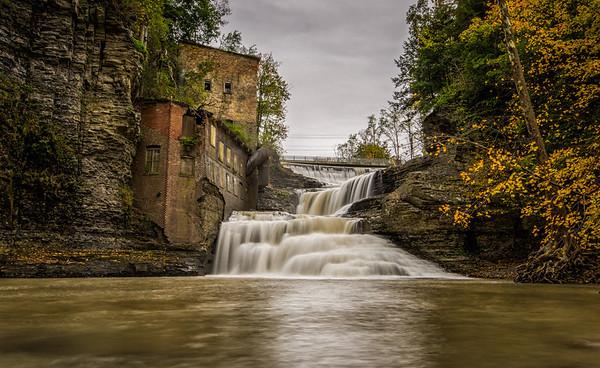 Wells Falls, Ithaca, NY