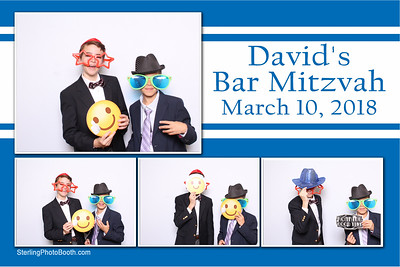 David's Bar Mitzvah