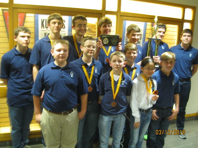 Monarch State Chess Competitors 2015