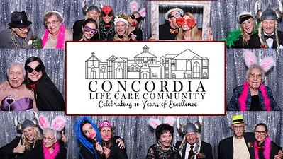 Concordia 10 Year Anniversary