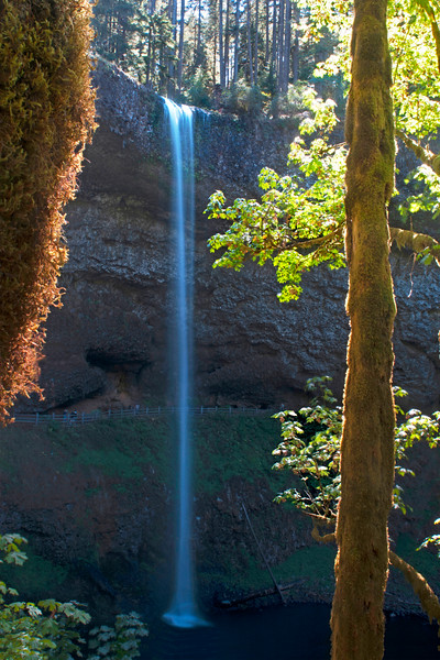 South Falls, Silverton, Oregon