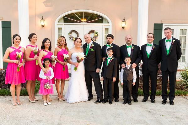 Vu and Allen's Wedding Reception