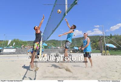 Santi-Cesarini vs. Casciarelli-Urbani #UmbriaCup2017 #BeachVolley