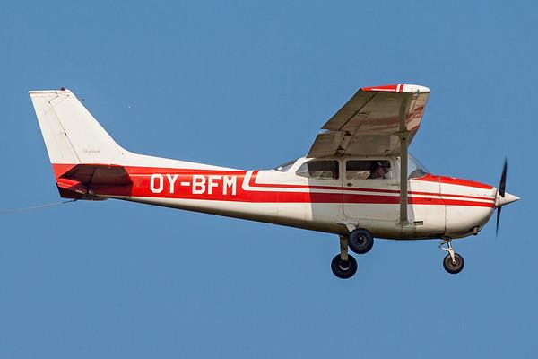 OY-BFM - Reims Cessna F172M Skyhawk