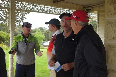 2017 Allan Way Memorial Golf Day