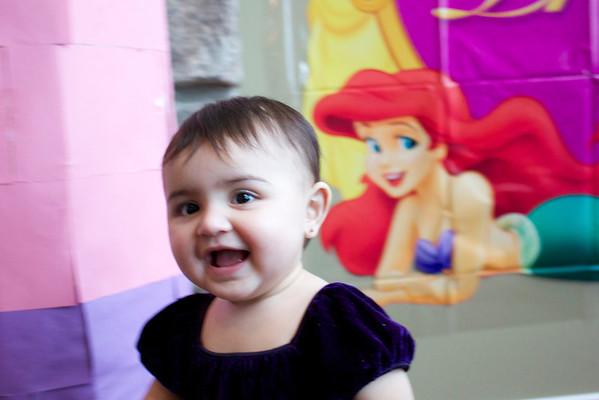 Mujghan's 2nd Birthday ~ February 18th, 2012 2