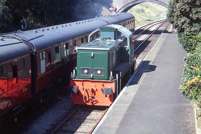 Lllangollen Railway