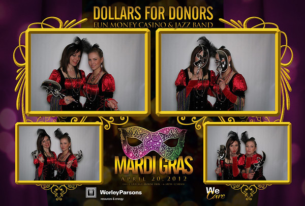 Worley Parsons Dollars for Donors 2012