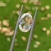 2.32ct Flat Oval Shape Diamond GIA J SI1 4