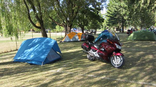 Aug 11-12, 2012 Kaslo Camp-n-Ride