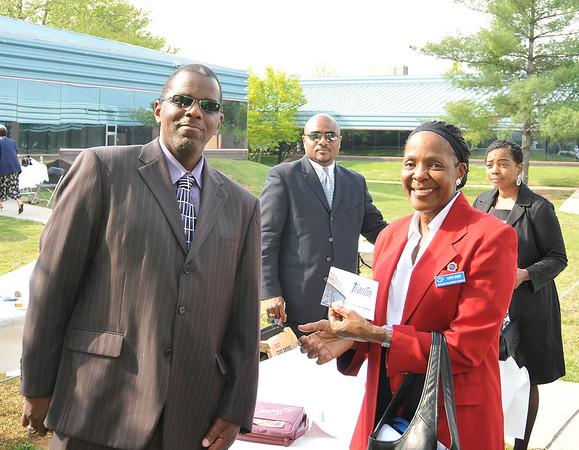 Ministry Fair -- 04/15/2012