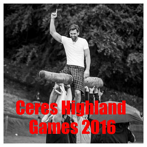 The 2016 Ceres Highland Games