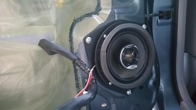 Lexus ES330 Speaker Installation - USA