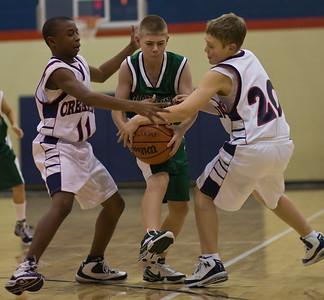 Boys Basketball 08 - 09