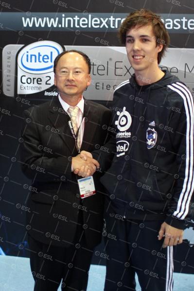 Intel Extreme Masters WoW Asian Championship Seoul 2008
