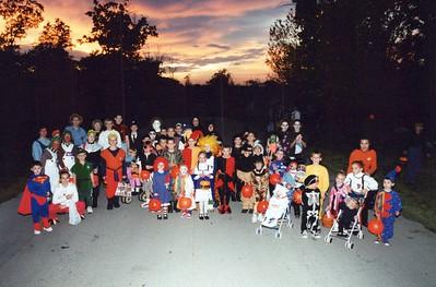 10-31-1999 Spooks Parade @ Wildwood Neighborhood