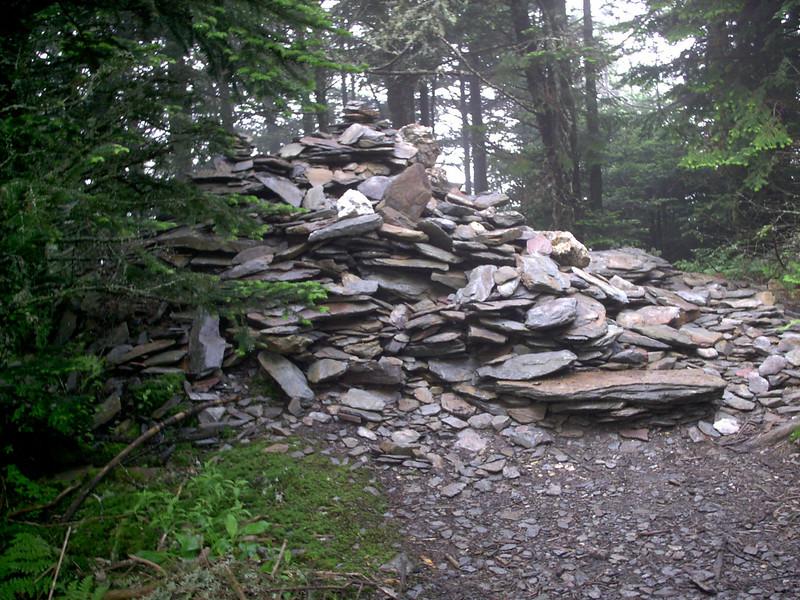 Mount LeConte Summit - 6593'