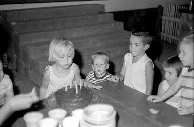 Betsy's Birthday (15 Jul 1967)
