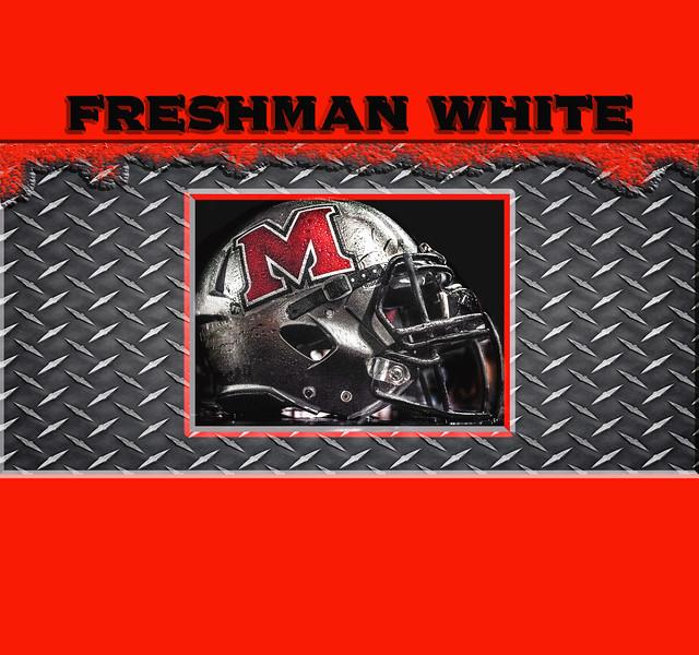 FRESHMAN WHITE