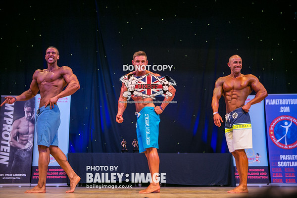OVERALL MEN'S PHYSIQUE