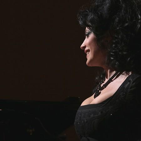 2015-04-21 Beneficni koncert pro Acorus - Lucie Bila