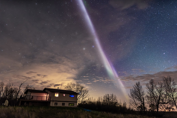 Auroras - STEVE Arc