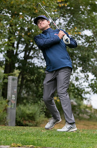 NM boy's golf vs Clinton, Oct. 3, 2019