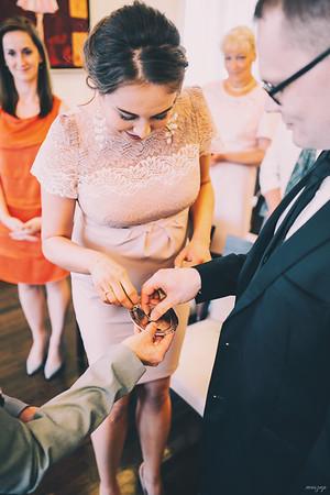 Ślub cywilny Pauliny i Krzyśka