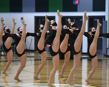 Dance High Kick Class AAA 2021