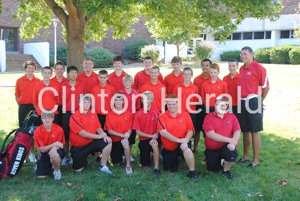 2012-13 Clinton Boys Team Photos