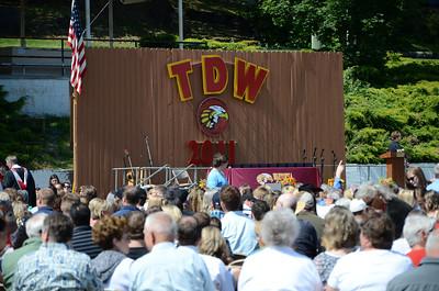 2011 TDW Graduation