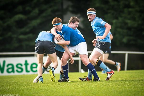 U20 Prem XV v UCD Pennant (H) 19.10.14 by Tom Beary