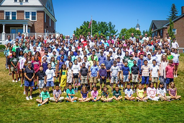 Session Two All-School Photo