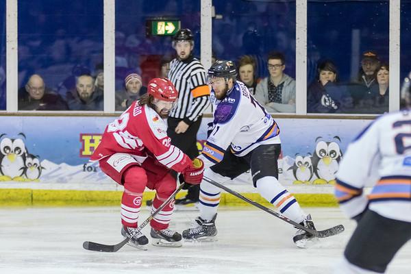 Phantoms v Swindon Wildcats Playoff Leg 2